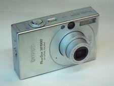 Canon PowerShot Digital Camera ELPH SD1000 7.1MP- Silver