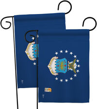 Air Force - Impressions Decorative 2 pcs Garden Flags Pack - GP140304-BOAE