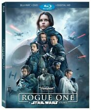 Rogue One: A Star Wars Story (Blu-ray Disc, Dvd 2017) + Digital Hd