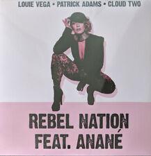 Louie Vega, Patrick Adams & Cloud Two Feat Anané – Rebel Nation[2 X 12'' VINYL]