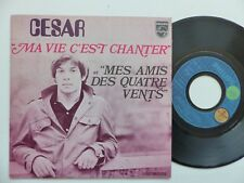 CESAR Ma vie c est chanter ( VAN MORRISON Cover ) 6009093 Discotheque RTL