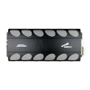 AudioPipe APCLE-2004 Class AB 2000 Watt 4 Channel MOSFET Car Stereo Amplifier