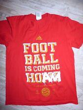 Fussballshirt adidas Bayern München, Rot, Gr. S
