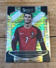 2016-17 Select Cristiano Ronaldo Terrace Multi-Color PRIZM Portugal Base #1