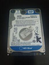 HARD DISK 2.5 500GB WESTERN DIGITAL WD WD5000LPCX SLIM SATA III 6GBS HD PORTATI