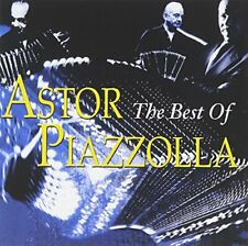 Astor Piazzolla - The Best Of Astor Piazzolla [CD]