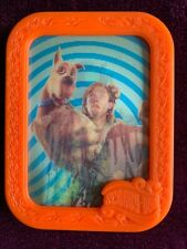 Weetabix Weetos  - Scooby Doo Moving Picture in  orange plastic frame