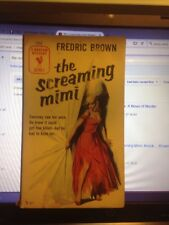 '55 Mystery Pb The Screaming Mimi By Frederic Brown
