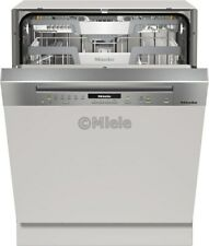 Miele G 7100 SCi Integrierbarer 60 cm Geschirrspüler edelstahl/cleansteel / A+++