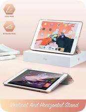 "For iPad 10.2"" / iPad 7th Gen, i-Blason Trifold Stand Case Translucent Hard Back"