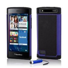 Fundas y carcasas Para BlackBerry Z10 color principal azul para teléfonos móviles y PDAs BlackBerry