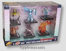 NEW Monsterpocalypse I Chomp NY Series 2: Limited Edition Mega Monster Pack Figs