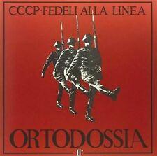 CCCP Fedeli Alla Linea: Ortodossia II - LP Limited Edition 2016