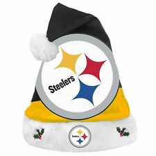 Pittsburgh Steelers NFL 2018 Basic Santa Hat FREE SHIPPING 2e96d1f54