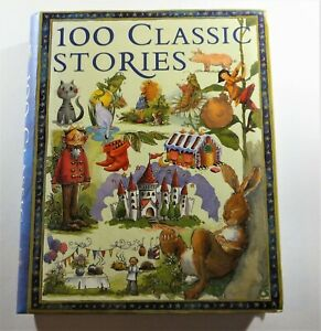 100 Classic Stories by Various Paperback Book Nice Condition