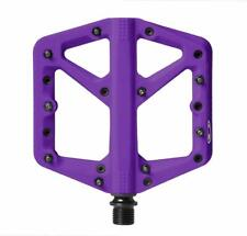 Crank Brothers Stamp 1 Mountain Bike Pedals - PURPLE Small - NEW