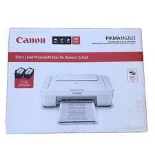 Canon Pixma MG2522 All-In-One Inkjet Printer Open Box-Read Description