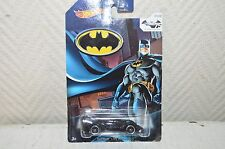 VOITURE HOT WHEELS BATMAN LIVE BATMOBILE CAR NEUF COLLECTION 75 ANS n° 1/8