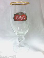 Stella Artois beer glass glasses 1 import Belgium bar glassware barware UW8