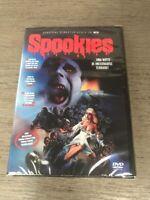 Spookies - DVD Quadrifoglio, nuovo sigillato