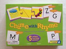 Chime With Rhyme Educational Insights Ages 4-7 Complete