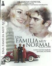 Una Familia Muy Normal-110 Min-Comedia/Drama-Espanol-Widescreen New Dvd