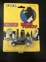 1936 Ford Coupe Dick Tracy's Car Disney ERTL 1/64 1990 Mint On Card Unopened