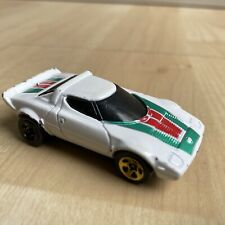New ListingHot Wheels Lancia Stratos Very Nice White Green Red W/ China Base