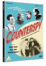 COUNTERSPY. Dermot Walsh, Hazel Court. New Sealed DVD.
