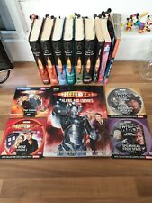 More details for bundle of doctor who books and audio books