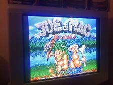 Joe & Mac Caveman Ninja Pcb  Jamma