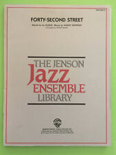Forty-Second Street, Harry Warren, arr. Peter Blair, Big Band Arrangement