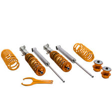 COILOVER SUSPENSION KIT COILOVERS FOR VW GOLF MK4 AUDI A3 SEAT SHOCK ABSORBER
