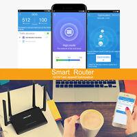 Wavlink N300 Wireless Smart Router Access Point e 4 Antenne esterne Pulsante WPS