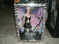 2004 Hard Rock Cafe #2 Barbie~Gold Label~NIB~NRFB