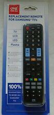 Lernbare One For All Fernbedienung URC 1910 für Samsung TVs - LCD LED Plasma