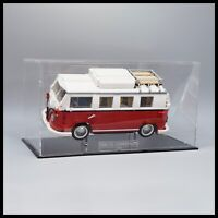 Acrylic Display Case with Internal Stand for LEGO VW Campervan 10220