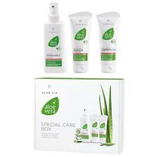 LR Aloe Vera Box NEU Emergency Spray+ Konzentrat+ Propolis+ Aloe Vera Broschüre