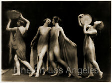 Arnold Genthe photo, The Marion Morgan Dance Group, 1930