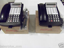 AVAYA LUCENT PARTNER 18D DISPLAY PHONES 2 Pack  With Warranty!