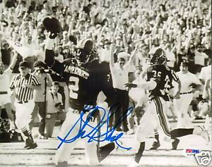 Sterling Sharpe Signed 16x20 Photo PSA/DNA COA South Carolina Gamecocks Football