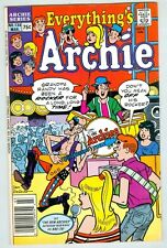 Everything's Archie #134 March 1988 FN