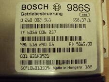Porsche Boxster 986 Gearbox ecus 986.618.240.05 Tiptronic ecus Bosch 3.2 S Perfecto