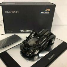 McLaren F1 Road Car - AutoArt 56002 - Black 1:43 LTD edition - Not F1GTR