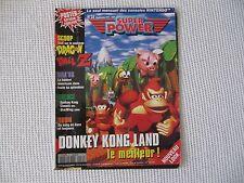 Magazine de jeux vidéo Nintendo SUPER POWER numéro 35