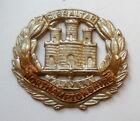 World War II British Northhamptonshire Regiment Cap Badge Good Condition