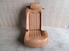 Maserati Quattroporte - LH / Rear Seat w/ Rails / Guides - Beige / Tan