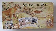 Onto The Desert A Game Of Survival Educational Card Ages 8+ Ampersand Press USA