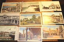 #53,THIRTEEN Vintage Postcards Around Havana Cuba