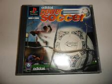 PlayStation 1  PSX  PS1  adidas Power Soccer
